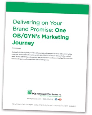 delivering on your brand promise pos professional office
