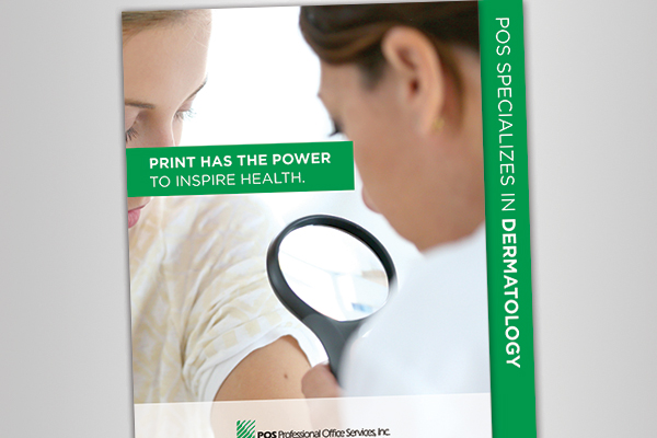 POS Dermatology Brochure