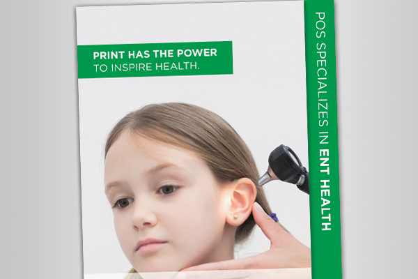 Ear, Nose & Throat Specialty Brochure