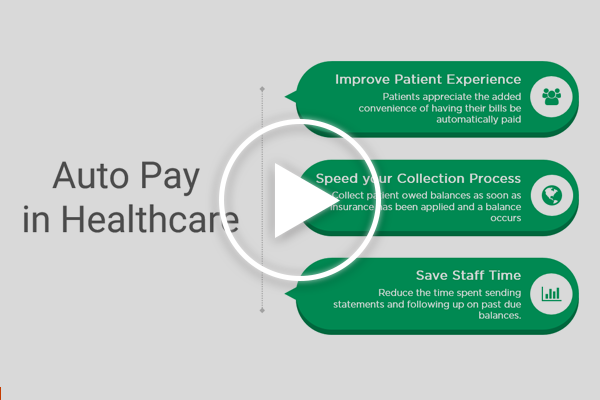Auto Pay: The Latest Trends in Streamlining and Automating Patient Payments