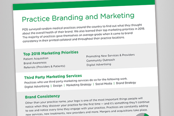 White Paper: Practice Branding and Marketing