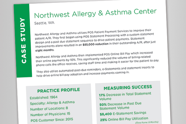 Case Study: Northwest Allergy & Asthma