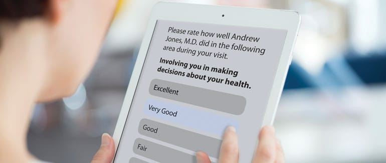 Patient Surveys