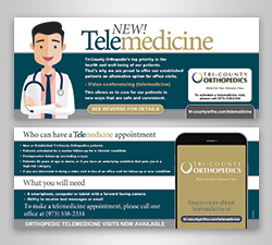telehealth statement insert