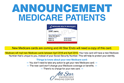 POS - Office Sign About Medicare